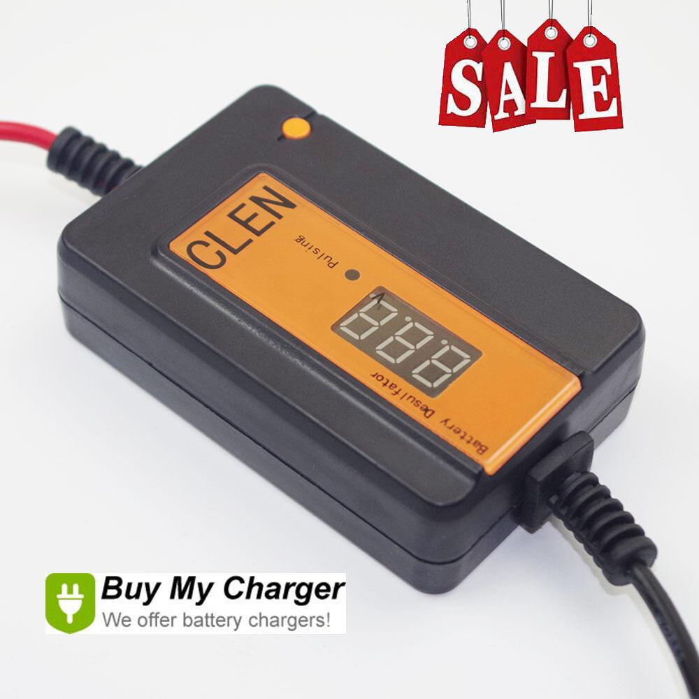 12v 24v 36v 48v Battery Regenerator Desulfator For