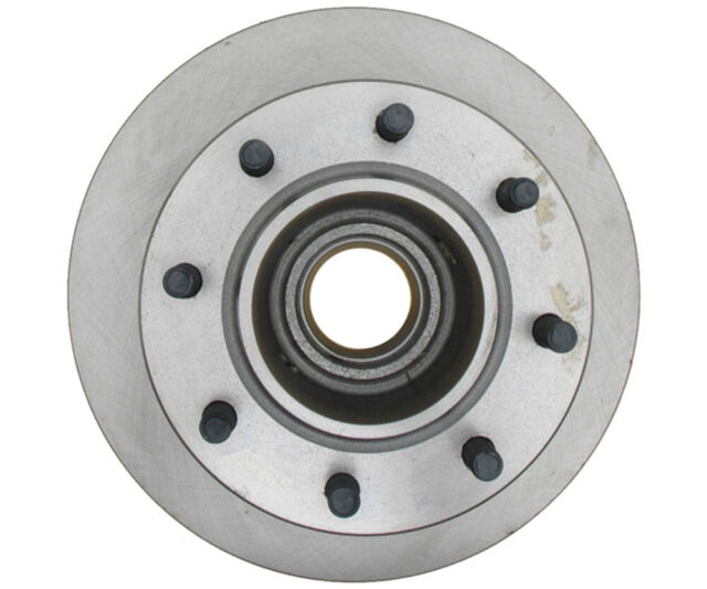 Disc Brake Rotor and Hub Assembly-R-Line Front Raybestos 5022R
