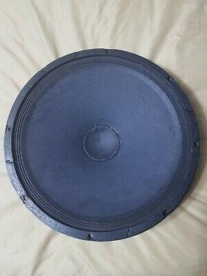 "Recone Kit Assembly EV 18/"" Speaker EVX-180A,180B  Electro Voice 1000W Woofer 8Ω"