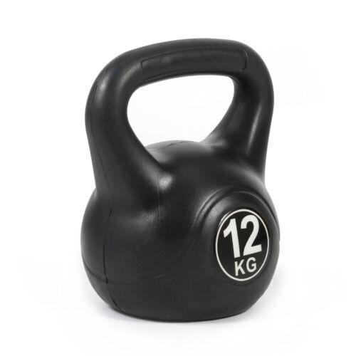 Kettlebell Kugelhantel Schwunghantel Rundgewicht Kurzhantel Kraft Gewicht 4-16KG