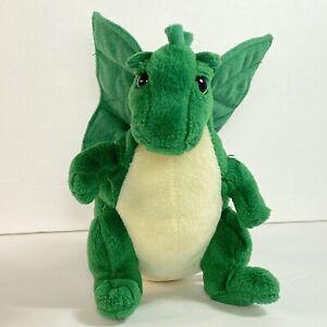 """TY Beanie Baby DEWI Y DDRAIG the Green Dragon Plush 5"""" UK Exclusive 2010"""