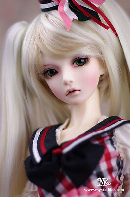 Miri [Mystic Kids]MK 1/3 SD Girl female Super Dollfie BJD Doll school suit style