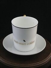 "Royal Tara ""Irish Mist Coffee"" Porcelain Demitasse Made in The Irish Republic"