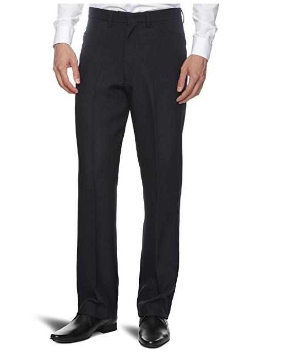 Farah ® Podarge Podarge ® nattée Pantalon/bleu marine (NY) - 34/29 8c8cf5