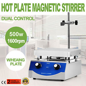SH-3-Hot-Plate-Magnetic-Stirrer-Mixer-Stirring-Laboratory-3000ml-Dual-Control