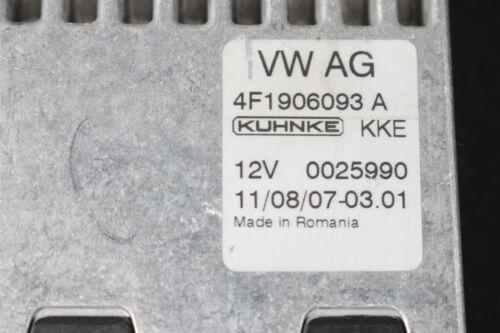 Audi A6 Empfangsgerät Steuergerät für Kraftstoffpumpe 4F1906093