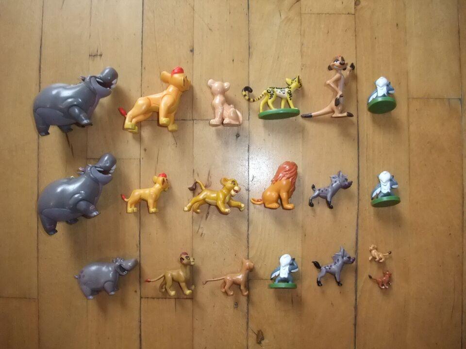 Disney, Løvernes Garde Figurer, Disney