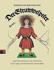 Der Struwwelpeter: Nach der Urfassung neu gezeichnet und... | Buch | Zustand gut