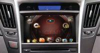 Power Acoustik P-84snta12 +3yr Wrnty 8 Touch Screen Monitor For Hyundai Car