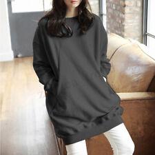 6eb304bdfa8 item 1 UK Womens Winter Oversized Jumper Dress Long Sleeve Sweater  Sweatshirt Size 8-26 -UK Womens Winter Oversized Jumper Dress Long Sleeve  Sweater ...