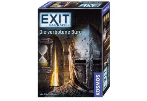 Kosmos EXIT Die verbotene Burg