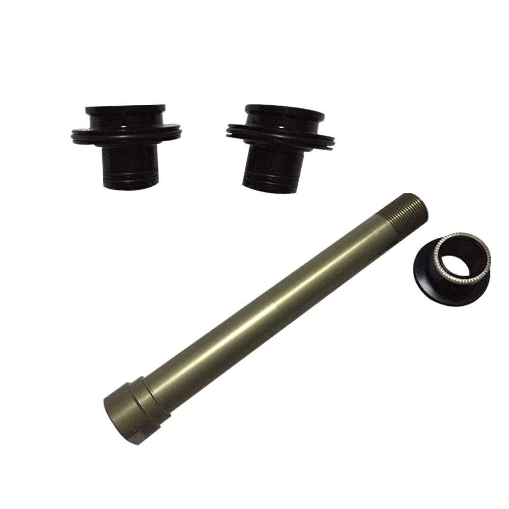 15mm, 12mm, QR,12x142mm End Cap Kit Adapter Axle For Novatec D791SB D792SB hub