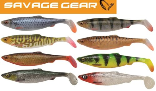 crazy prices Savage Gear 3D and 4D herring shad LB 16 or 19cm and 25cm 1pcs
