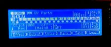 LED backlight lcd display &cable for Korg Wavestation,01/w,Kurzweil k2000