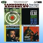 3 Classic Albums Plus von Cannonball Adderley (2011)