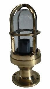 BRASS Passage Light - Little & Very Nice - Marine / Boat - 100% SATISFACTION (A)