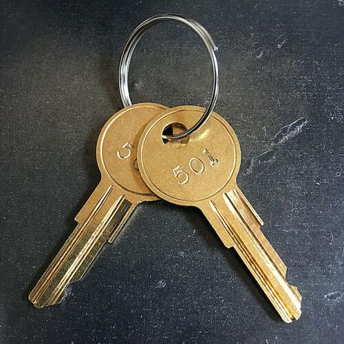 2 Standard Tap Handle Replacement Keys 501 Keg Spout Faucet Beer Lock