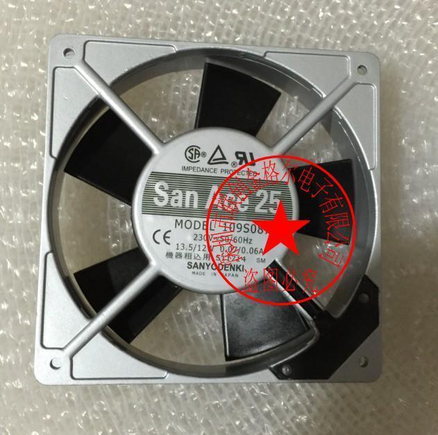 1 PCS  SANYO  Fan 109S087  AC 230V 12012025MM