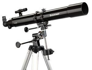 Celestron goto teleskop astrofi vergrößerung x