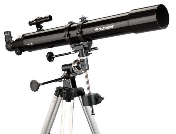 B ware teleskop celestron inspire az set mondfilter
