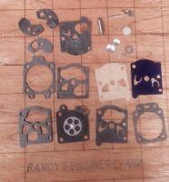 Walbro Wa & Wt 2 Cycle Carburetor Rebuild Kit Trimmer In Pk Us Seller