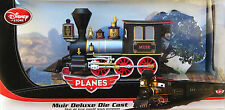 Disney Store Muir Deluxe Die Cast Train from the Movie Planes: Fire & Rescue NEW