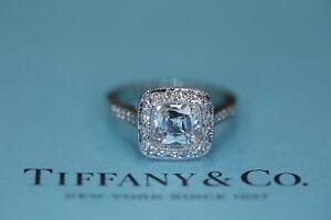158462eb0 Tiffany 1.70 Ct Diamond Legacy Platinum Solitaire Engagement Ring ...