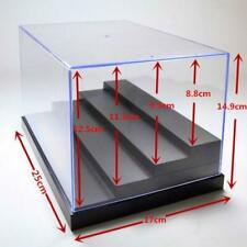 Clear Acrylic Display Box Dustproof Showcase For Action Figure Model Case Cube