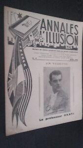 Las Anales ILUSIÓN N º 3 París 1945 ABE