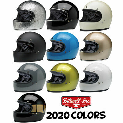 All Colors Sizes IN-STOCK READY TO SHIP 2019 Biltwell Gringo S Helmet DOT ECE