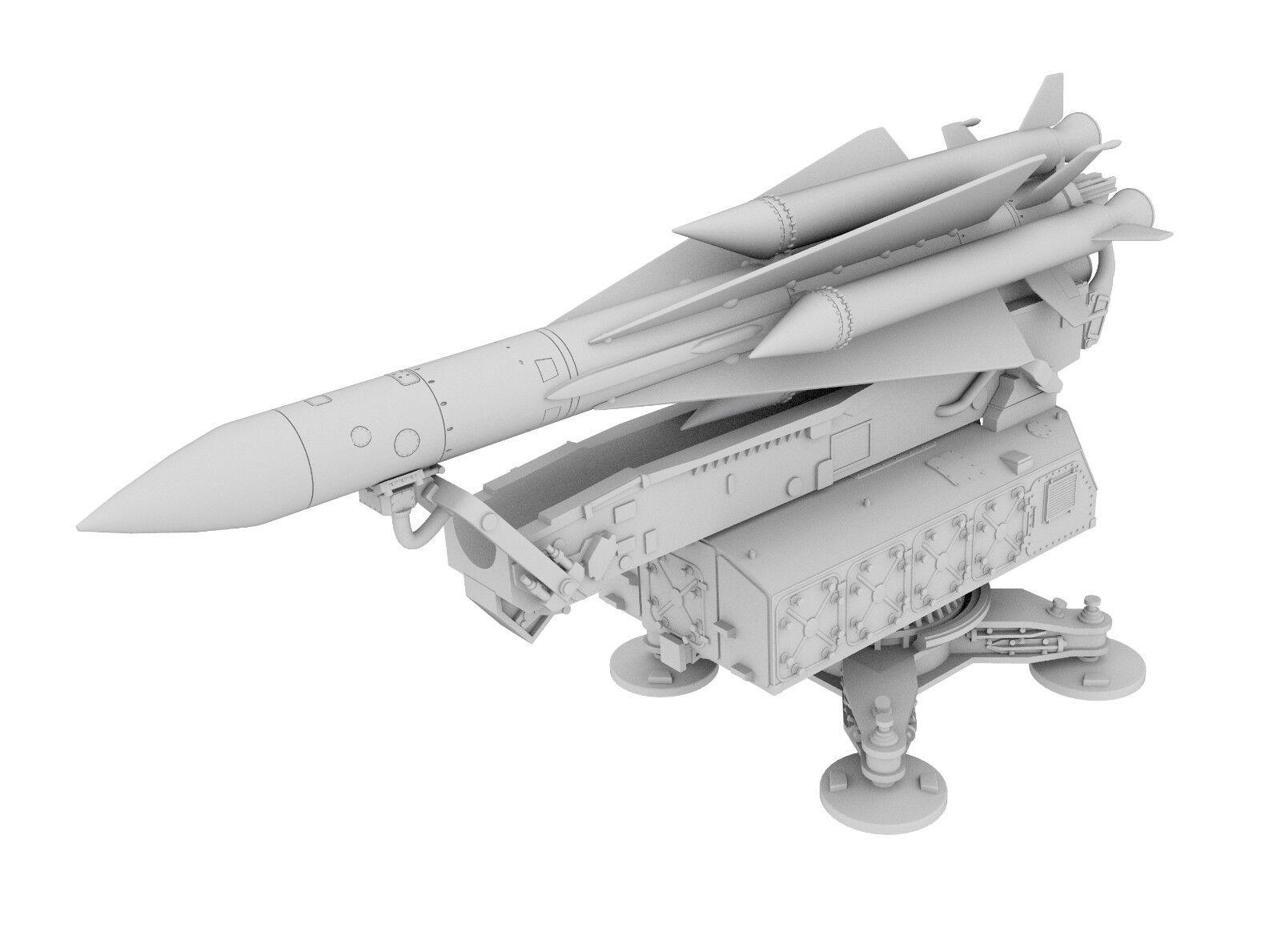 1 72 S-200 SA 5 Gammon [3D Printed Model]
