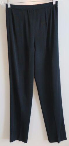 Xs Acryl Størrelse Pants Allsidige Black Wang Træk Ming f1qw0IW
