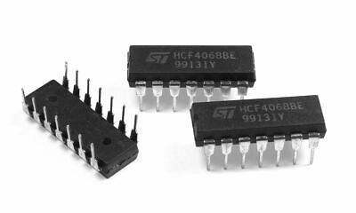 FREE SHIPPING 10 x 74HCT30 7430 8-INPUT NAND GATE IC