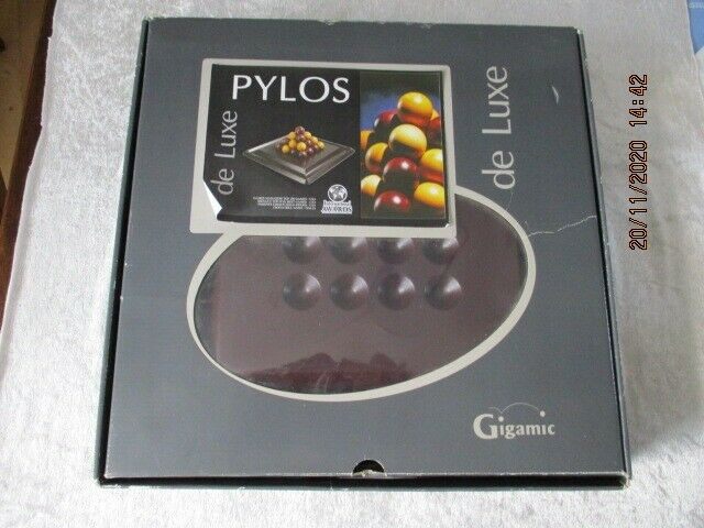 Pylos De Luxe, Familiespil, brætspil