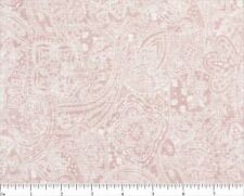 """PAISLEY ROYAL BTY 100/% COTTON CD-49638-701 108/"""" EXTRA WIDE QUILT BACKING"""