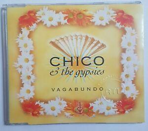 CHICO & THE GIPSIES : VAGABUNDO (VERSIONS)  ♦ MAXI-CD ♦ ex GIPSY KINGS
