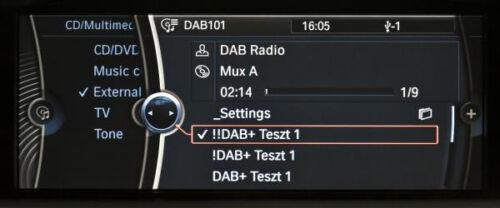 DBU3GEN DENSION DAB+U Universal Interface für Fahrzeuge OEM USB-Anschluss Ant.