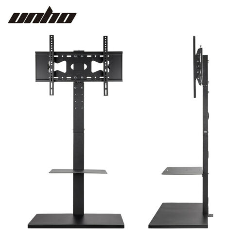 """Mobile Cart Floor TV Stand Mount Home Display Trolley for 23/""""-70/"""" Plasma//LCD//LED"""