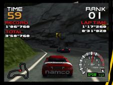 Ridge Racer 64 - Nintendo N64 Game