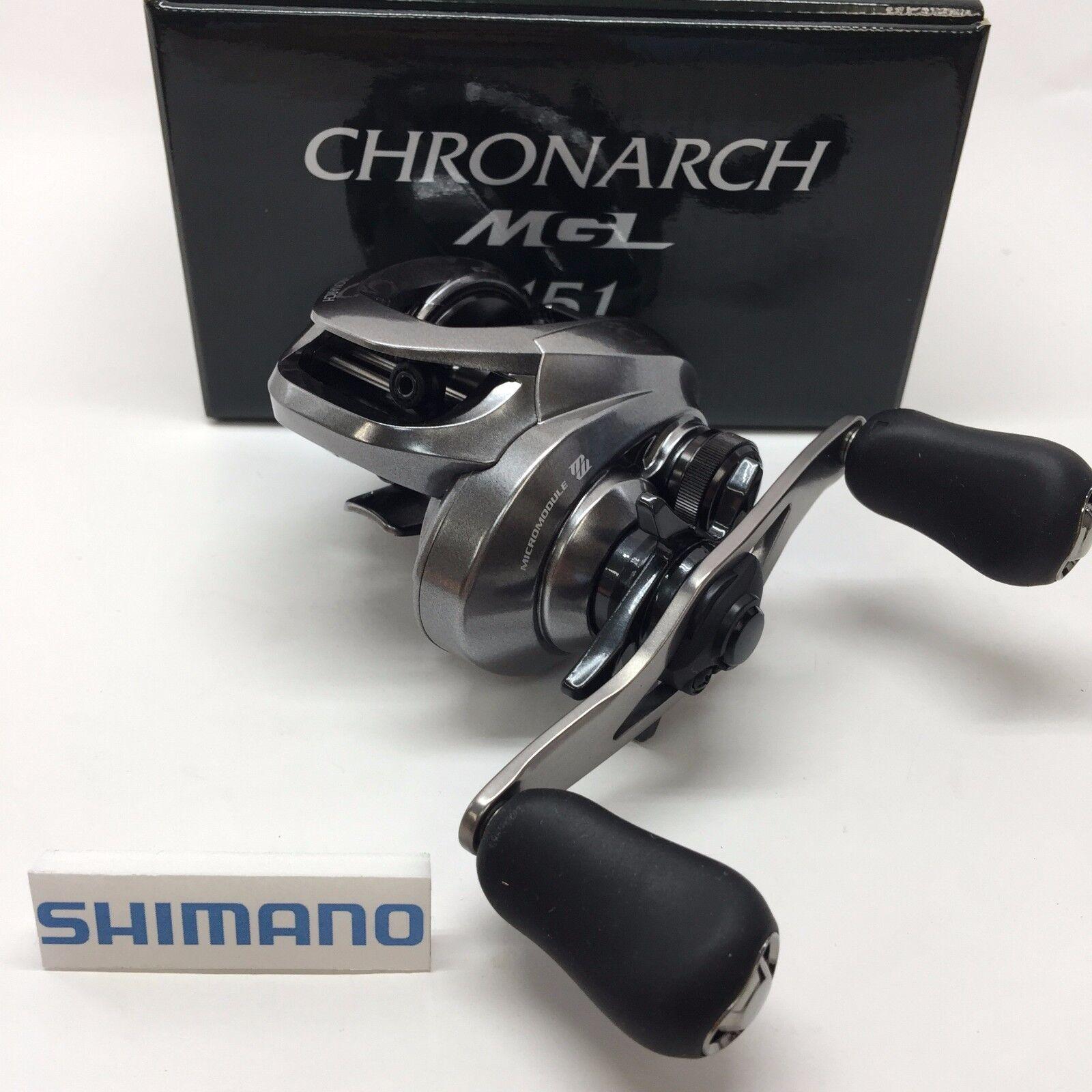 Shimano 17 Chronarch MGL 151 izquierda-Envío gratuito desde Japón