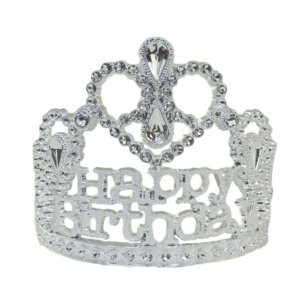 Dark Blue Regal Tiara Birthday Tiara Princess Tiara