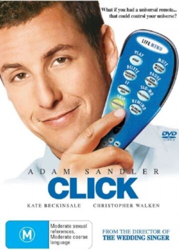1 of 1 - Click (DVD, 2006)