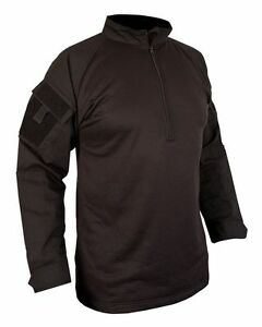 UBACS-Tactical-Fleece-Under-Armour-Shirt-Combat-Army-Outdoor-Security-Airsoft