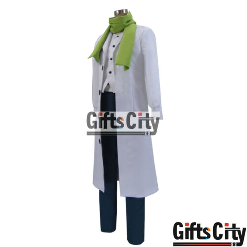 DRAMAtical Murder Clear Uniform Cloth Cos Cosplay Costume