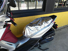 CoolAss Extra Large Heat Reflective Waterproof Seat Scooter Cover Vespa +