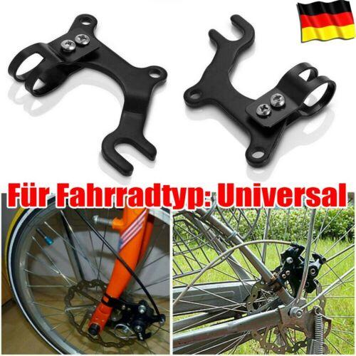 Fahrrad Scheibenbremse Halterung Rahmen Adapter Radfahren Halterung Einstellbare