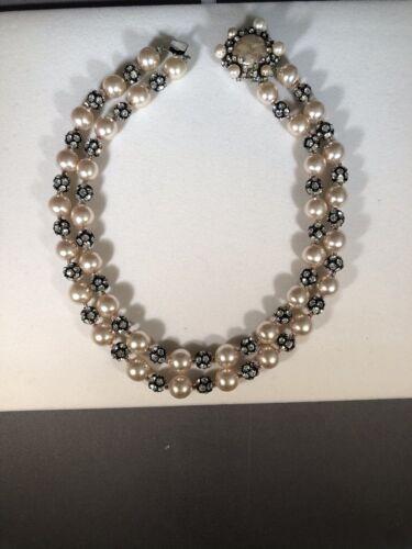 Vintage Vendome Coro Jewelry 1950/60's Necklace PR