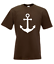 Herren T-Shirt  Anker I Schiff I Seemann I Sprüche I Fun I Lustig bis 5XL