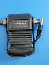 Fluke 700 Pv4 Pressure Module Excellent Condition