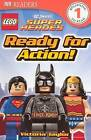 Lego Super Heroes: Ready for Action! by Victoria Taylor (Hardback, 2013)